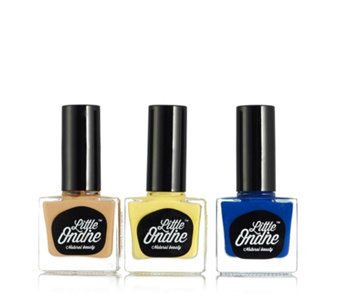 Little Ondine 3 Piece Style Storm Nailcare Collection - 216984