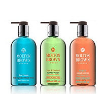 Molton Brown Restore & Uplift 300ml Hand Wash Trio - 231684