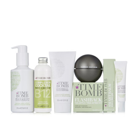 Lulu's Time Bomb 5 Piece Skin Rich-ual Collection
