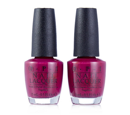 OPI Spare Me A French Quarter Nailcare Duo Collection