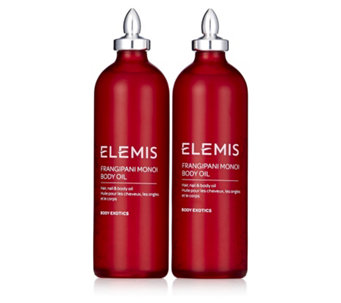 Elemis Frangipani Monoi Body Oil Duo - 221485