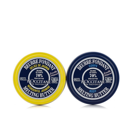 L'Occitane Melting Butter Duo