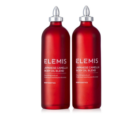 Elemis Japanese Camellia Oil Duo