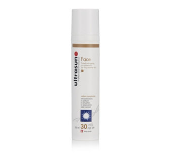 Ultrasun Sun Protection Tinted Face SPF30 100ml - 230587