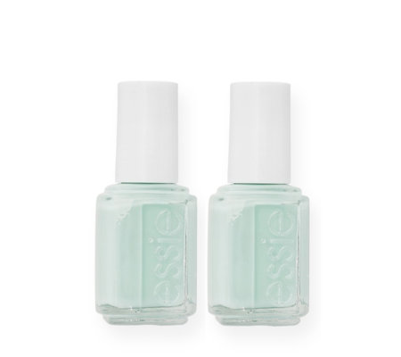 Essie Mint Candy Apple Duo