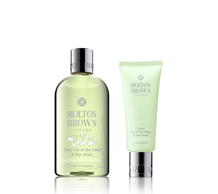 Molton Brown Dewy Lily of the Valley & Star Anise 2 Piece Collection