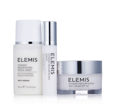 Elemis Dynamic Resurfacing Day Cream SPF30 Collection