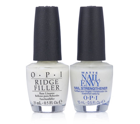 OPI 2 Piece No More Ridges & Matte Nail Envy