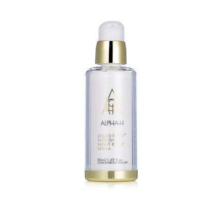 Alpha-H Liquid Gold Intensive Night Repair Serum 50ml