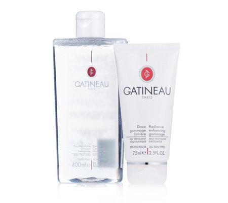 Gatineau 2 Piece Refreshed Radiant Skincare Collection
