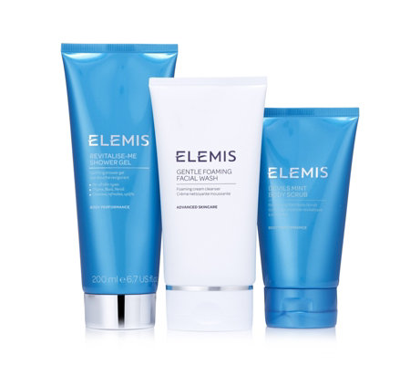 Elemis Top To Toe Shower Collection