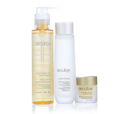 Decleor 3 Piece Winter Skin Saviours Collection