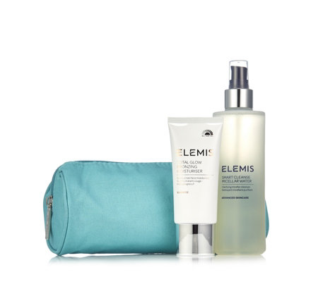 Elemis Refresh & Glow Micellar Water & Total Glow Collection