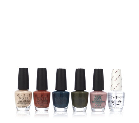 OPI 6 Piece Washington Nailcare Collection