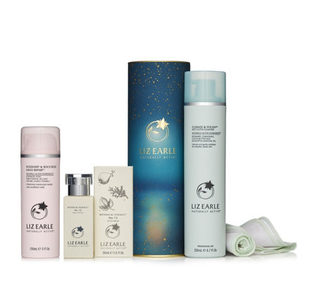 Liz Earle 3 Piece Heavenly Scented Beauty Collection