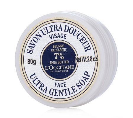 L'Occitane Shea Ultra Gentle Face Soap 80g