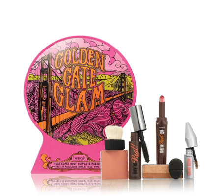 Benefit 5 Piece Golden Gate Glam