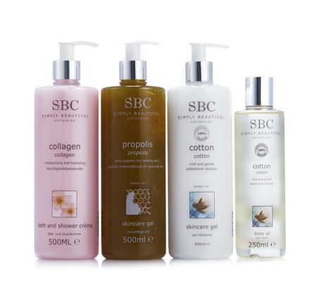 SBC 4 Piece Comforting Collection