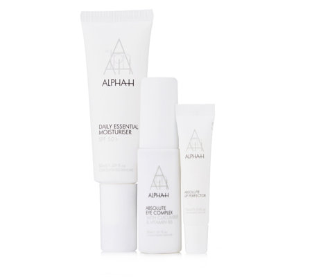 Alpha-H 3 Piece Everyday Anti- Ageing Skincare Essentials