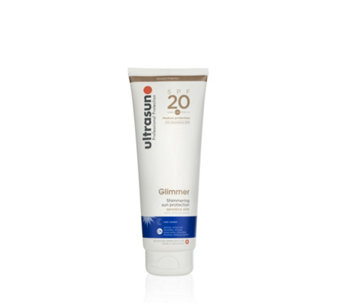 Ultrasun Sun Protection Glimmer SPF20 250ml - 230596
