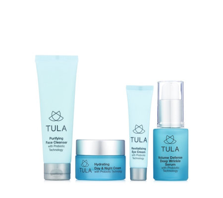 Tula 4 Piece Discovery Collection