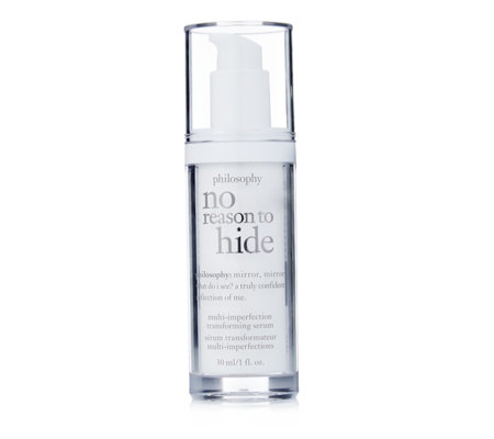 Philosophy No Reason To Hide Serum 30ml