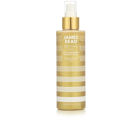 James Read H2O Illuminating Tan Mist Body 200ml