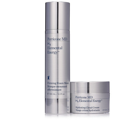 Perricone 2 Piece H2 Elemental Skincare Collection