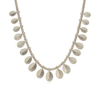 Princess Grace Collection Grain de Cafe Wedding Gift 41cm Necklace - 307700