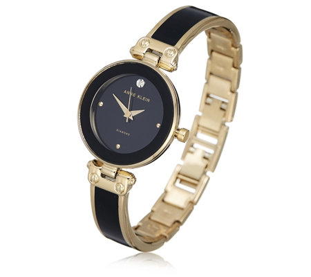 Anne Klein Ladies Clarissa Wishbone Bracelet Watch