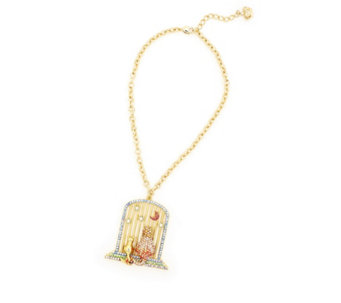 Butler & Wilson Cats 41cm Necklace - 319209