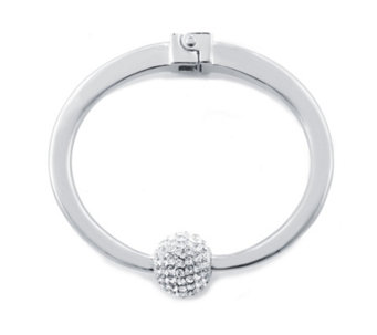 Loverocks Crystal Ball Bangle - 306610