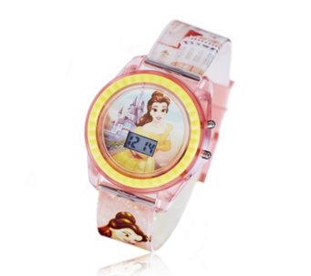 Disney Princess Belle & Castle Children's Watch - 312410