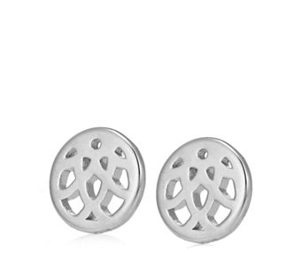 Links of London Timeless Stud Earrings Sterling Silver - 312312