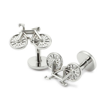 Charles Tyrwhitt Mens Bicycle Cufflinks - 320314