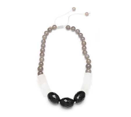 Lola Rose Betty Semi Precious 48cm Necklace