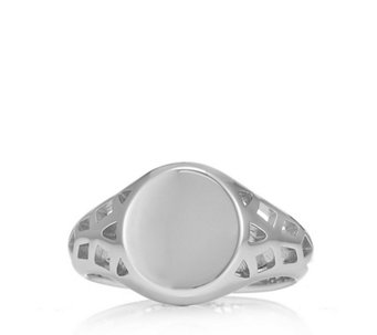 Links of London Timeless Signet Ring Sterling Silver - 312315