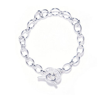 Links of London Iconic Charm Bracelet Sterling Silver - 308417