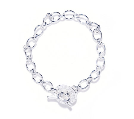Links of London Iconic Charm Bracelet Sterling Silver