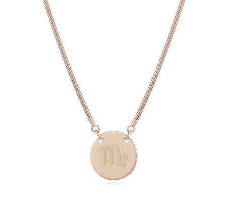 Bronzo italia zodiac pendant 45cm necklace qvc uk bronzo italia zodiac pendant 45cm necklace mozeypictures Gallery
