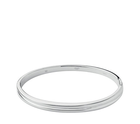 Links of London Hope Hinged Bangle Sterling Silver