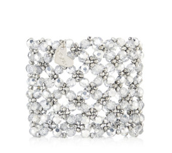 Nour Crystal Band Bracelet - 307230