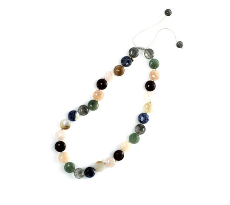Lola Rose Daphine Semi Precious 46cm Necklace