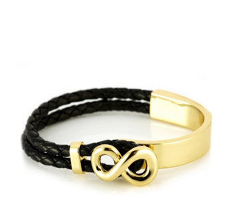 Roberto by RFM L'Infinito Princess Lee Braided Bracelet - 305234