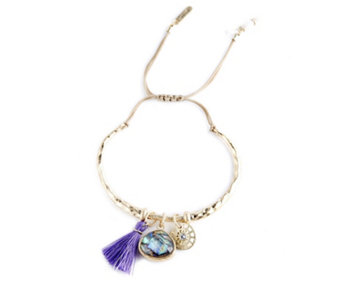 Lonna & Lilly Tassel Friendship Bracelet - 312437