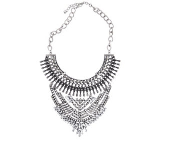 Loverocks Festival Statement 41cm Necklace with 7cm Extender - 306639