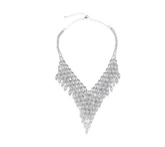 Loverocks Cascading 46cm Necklace with 5cm Extender - 306642