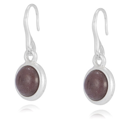 Sence Copenhagen Signature Agate Drop Earrings
