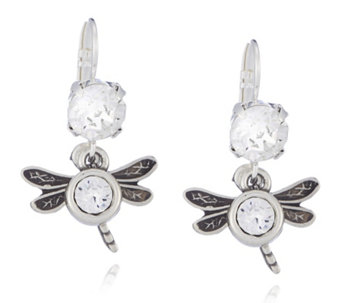 Bibi Bijoux Charm & Crystal Drop Earrings - 306944