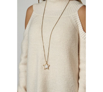 Sence Copenhagen Star 90cm Necklace - 314449